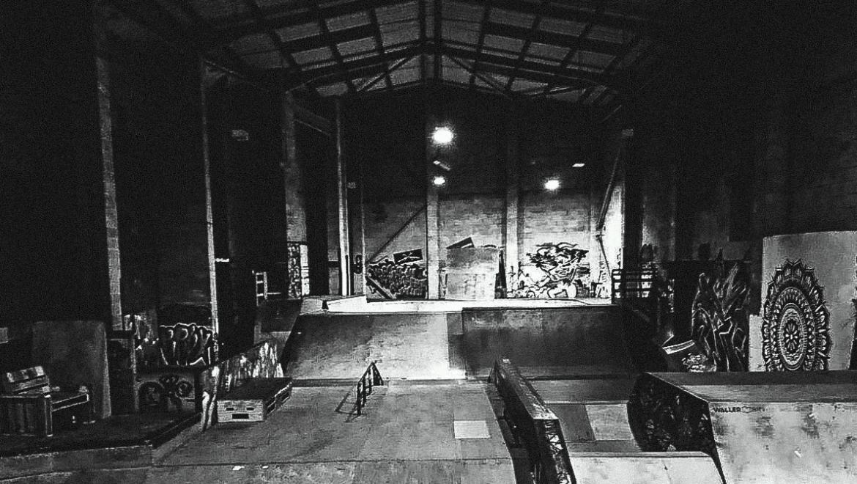 Skatepark refurb starts 15th April 2018